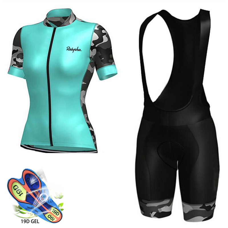 Cycling Jersey 2020 Ropa Ciclismo Mujer Cycling Clothing Women Cycling Kit Short Sleeve Mtb Maillot Ciclismo Cycling Clothes Set