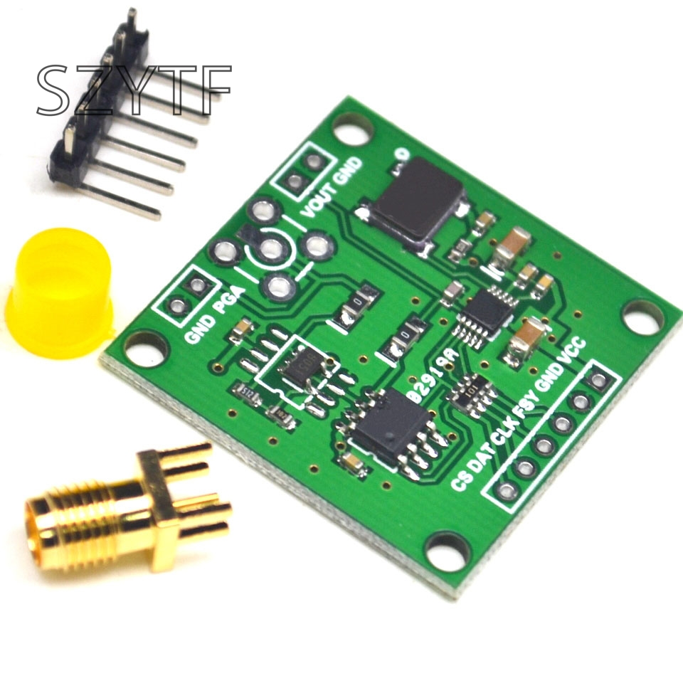 Ad9833 Triangle Sine Wave Signal Source Ic Integrated Circuit Square Generator Schematic Module In Circuits From Electronic Components Supplies On