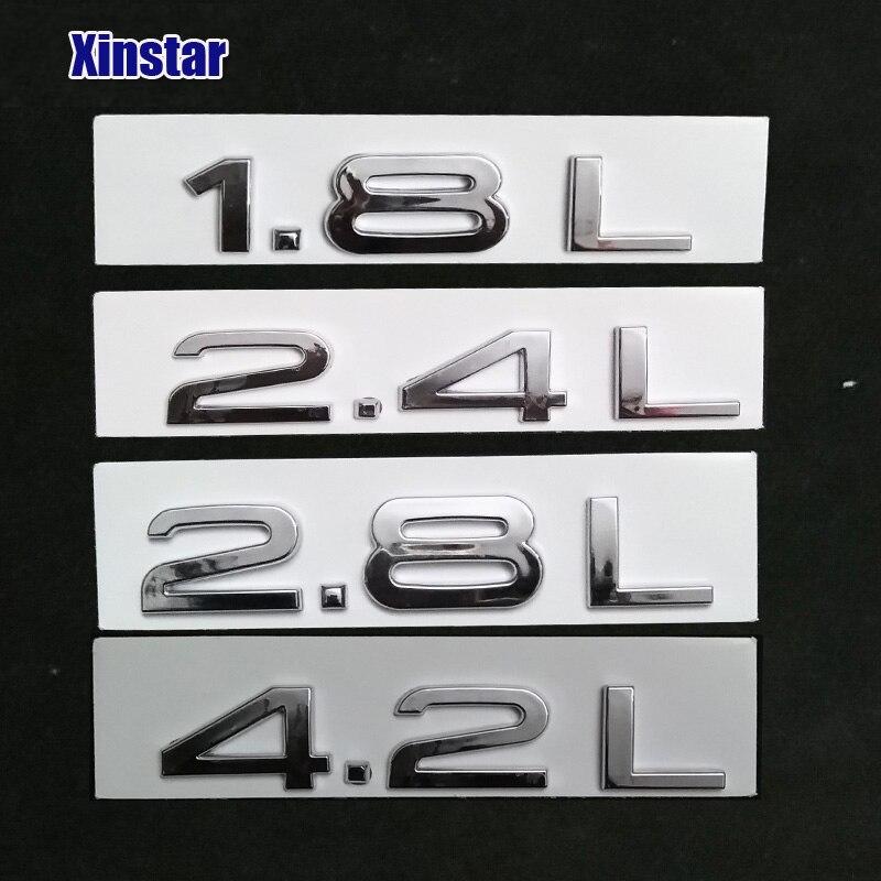 Автомобильная наклейка для Audi Q3 Q5 Q7 A3 A4 A5 A6 A7 A8