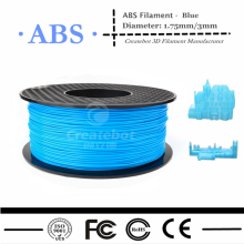 3D Printer  ABS Filament 1.75mm/3mm 1000g Consumables Material for RepRap/Makerbot /Ultimaker/Mendel/Creatbot  3D Printer