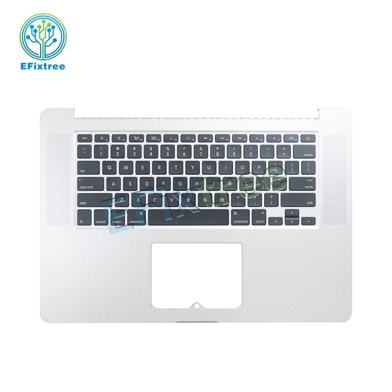 New Topcase With Keyboard For Macbook Pro Retina 15'' A1398 C Housing Top Upper Case With Keyboard US 2013 2014 Year original new topcase 11 6 for macbook air a1370 a1465 palmrest top case with us keyboard backlight no touchpad 2013 2015