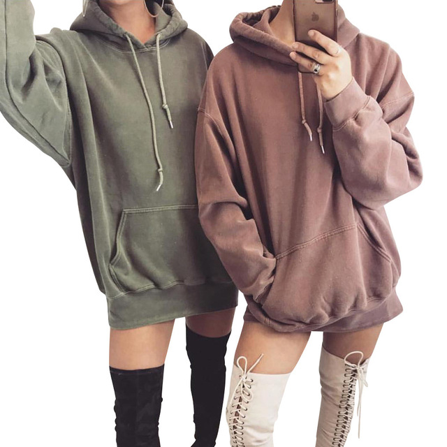 The new hot Europe and the United States hot fashion personality fitness hooded pocket high waist casual sexy female jacket