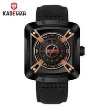 Men Watch Leather Quartz Wristwatch Waterproof Military Mens Designer Watches 2019 Top Brand Luxury Men Clock Relogio Masculino стоимость