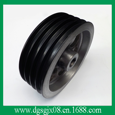 coating ceramic wire idler pulley  high quality gudie pulley for best price chrome oxide plated steel wire guide pulley for wire industry