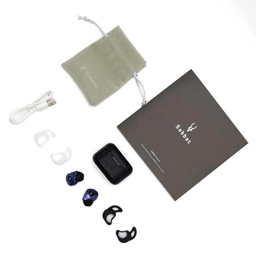 Image 5 - original Sabbat X12 TWS 5.0 Bluetooth Earphone Sport Waterproof True Wireless Earbuds Stereo In ear for Samsung Phone PK E12-in Phone Earphones & Headphones from Consumer Electronics