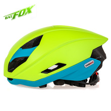 BATFOX Sports Cycling Helmet Ultralight Integrally molded Men Women MTB Road Bike Helmet protone 2017 Bicycle