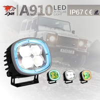 One Set LYC High Quality Spotlight For Jeep Wrangler Cheap Hid Offroad Lights Led Tractor Light