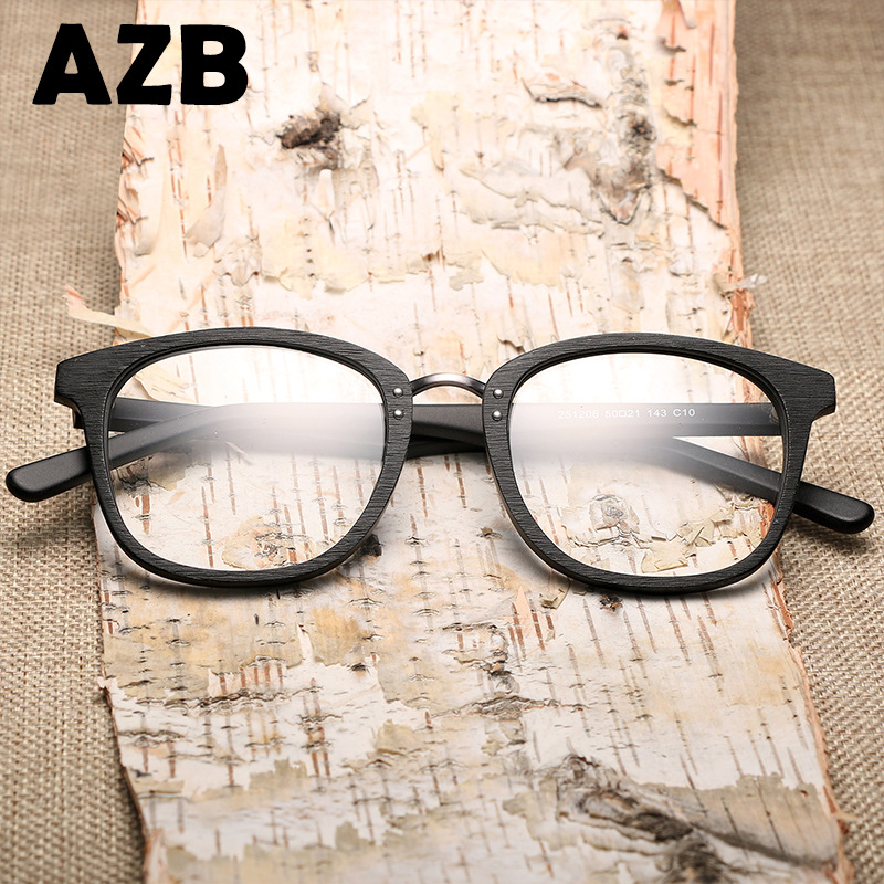 C86 Myopie Oculos Holz Brille black Rahmen Grey Brillen Lesebrille Brown Rezept Vintage black Black C10 Azb Optische floral C62 coffee C82 C94 Photochrome Frauen C90 brown Männer PH7XZqy