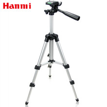 3 Sections Flashlight Tripod Flexible Portable Extendable Camera Tripod For Canon Sony Nikon Camera With Bag Free Shipping