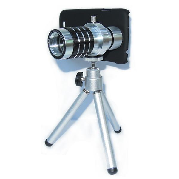 12х автомобиля-удельная мобильный телефон телескоп для