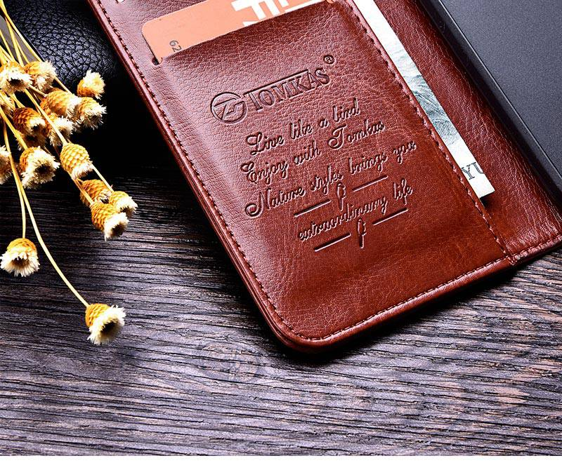 Business Case For Xiaomi Redmi 4A Cases Cover Flip Wallet Conque Case 5.0 Inch For Xiaomi Redmi 4A Cases Leather TOMKAS  (2)