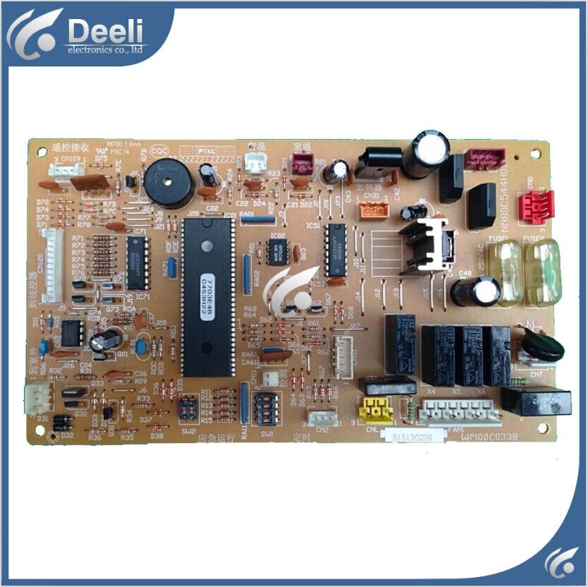 95% NEW  for air conditioning bp control board Computer board NN80C544H01 PSH-5JJH-S WM00C033B air conditioning computer board control board 0010404023 used board