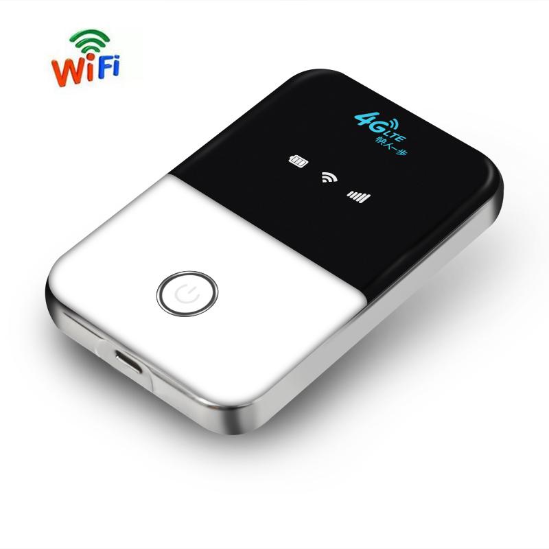 Prix pour 4G Lte Pocket Wifi Routeur Voiture Mobile Wifi Hotspot Sans Fil À Large Bande Mifi Déverrouillé Modem Extender Répéteur Avec Carte Sim Slot