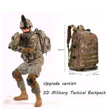Waterproof 3D Military Tactics Backpack Rucksack Bag 30L Wear-resisting Camouflage Nylon Bagpack Travel Back Pack цена 2017
