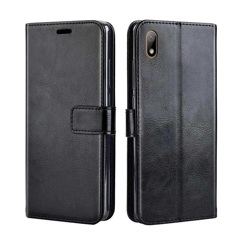 "Flip leather case on For Huawei Honor 8S Case Cover 5.71"" back phone case For Huawei Honor 8S 8 S KSE-LX9 KSE LX9 Honor8S Cover"