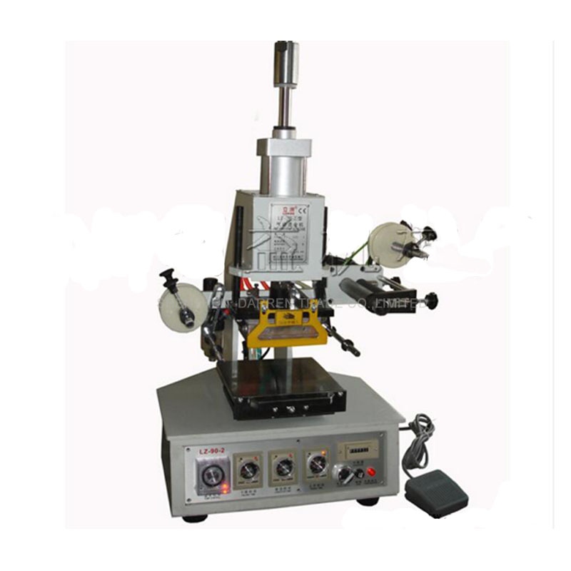 Shoes Leather Stamping Machine