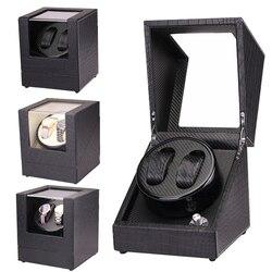 Pokrętło zegarka z pudełkiem na zegarek pudełko na zegarek pudełko na zegarek do trzymania i nawijania zegarka