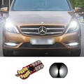1pc led T10 w5w 20SMD 4014 canbus car light bulbs with projector lens for Benz w202 w220 w204 w203 w210 w124 w222 x204 w164