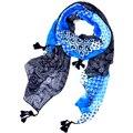 paisley scarf women echarpe checol hijab paid bandanas foulard inverno tartan summer tassel viscose floral scarfs swimsuit 2016