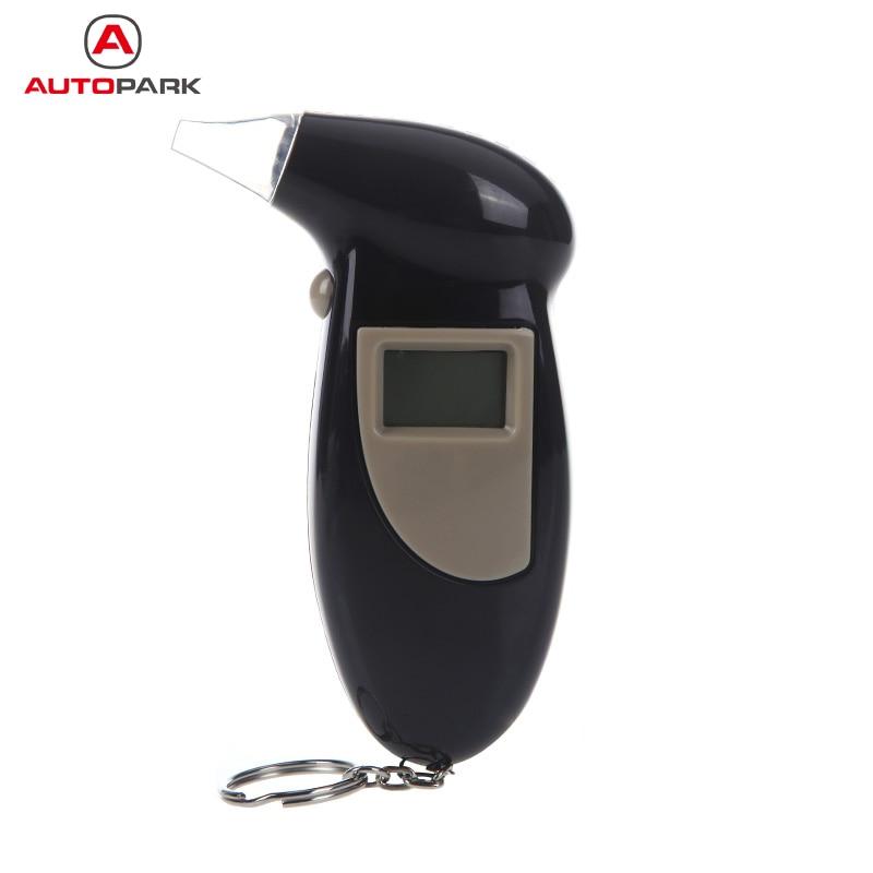 Alcohol Tester Digital Professional Breathalyzer LCD Display Alkohol Tester Breathalyzers Alcoholimetro Alcotester