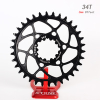 Stone MTB Bike Single Chainring 3mm Offset Direct Mount For Boost 148mm Frame XX1 XO1 S2210 Narrow wide Teeth Bicycle Chainwheel