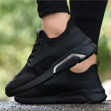 2019 Spring Men Shoes Breathable Casual