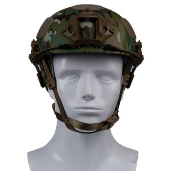 2 in 1 Military Tactical Helmet Airsoft Gear Paintball Head Protector Sport Camera Mount Tactical Hunting Helmets ST