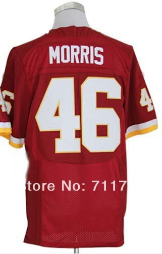 Excellent Quality!#46 Alfred Morris Jersey,Elite American Football Jersey,Stitched Logo Embroidery Sport Jersey Cheap Authentic