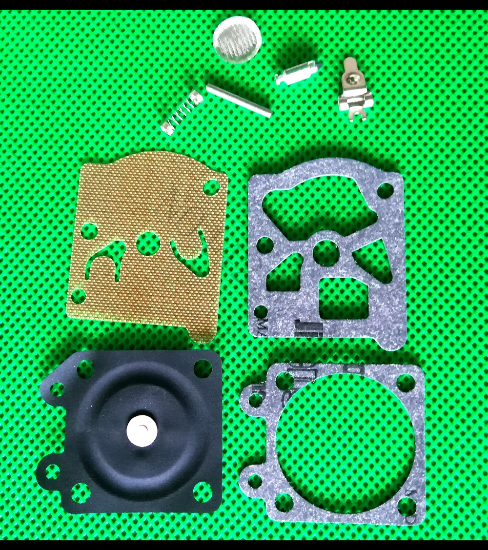 1SET Walbro Carburetor Repair Kit For STIHL MS 180 170 MS180 MS170 018 017 Chainsaw Replacement Parts