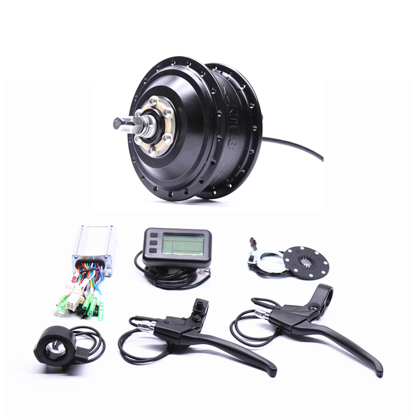 2017 36v250w Bafang Front/rear Electric Bike Conversion Kit Brushless Hub Motors Motor Wheel ebike system favourite подвесная люстра favourite karma 1626 5p