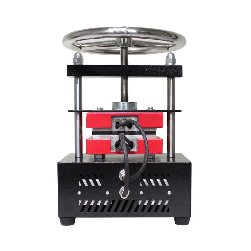 Image 4 - All Five star Praise Easy Operation Dual Heating Plates Oil Extractor Rosin Heat Press Machine Heat Rosin Press Model NO.CK220presser   -