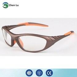 Медицинское использование ионизирующей радиационной защиты 0,5 mmpb свинцовые очки больница/лабораторные гамма-лучи рентгеновские защитные ...