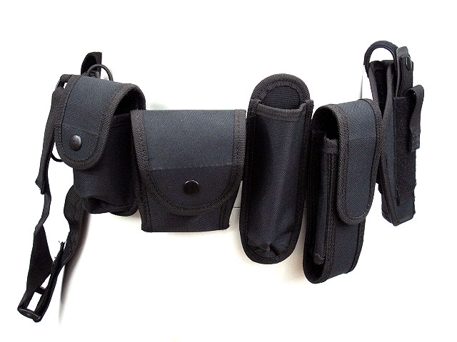 Taktische Sicherheitspolizei Guard Utility Kit Dienstgürtel - Sportbekleidung und Accessoires - Foto 5