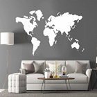NEW world map Wall M...