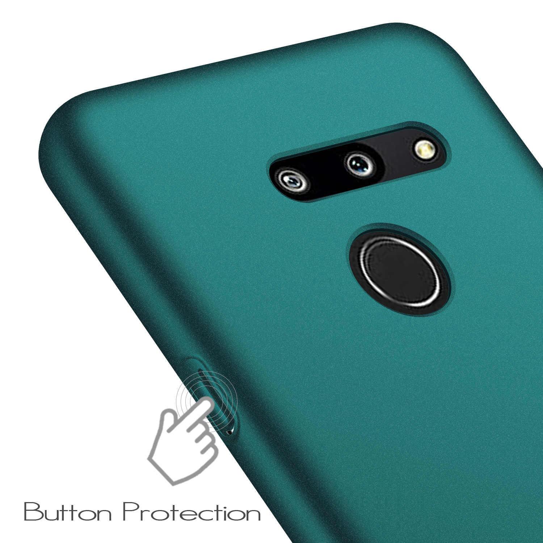 Ultra-Thin Minimalist Slim สำหรับ LG G8 G6 G5 G7 ThinQ กรณีที่มีคุณภาพสูง Hard PC Coque matte Skin ป้องกันปกหลัง
