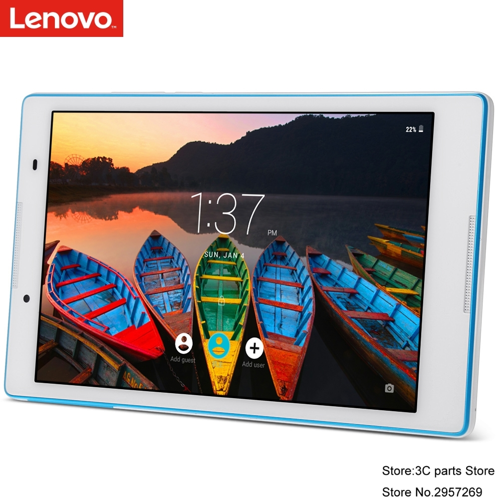 Hot selling lenovo Tab3 850F wifi version 8 inch 1G ROM 16G RAM MT8161 1280 x