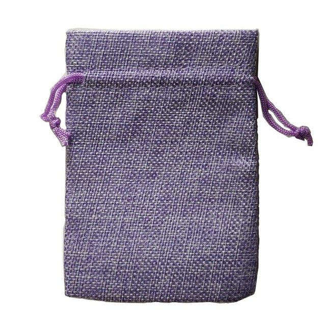 only purple bag