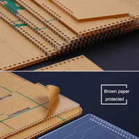 Acrylic Template Pattern For Shoulder Bag Leather Caft Pattern DIY Making Supplies Best Price