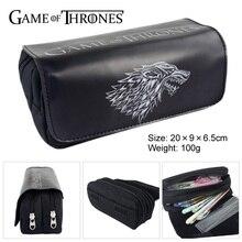 Game of Thrones – School Bag – Double Zip School Pencil Bag