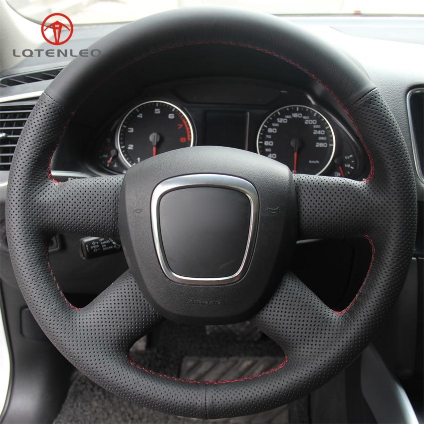 Aliexpress.com : Buy LQTENLEO Black Artificial Leather Car