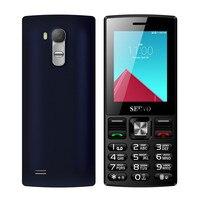 SERVO V9300 Dual Sim Card Unlocked Mobile Phone Quad Band GSM 2 4Inch Screen Bluetooth Flashlight