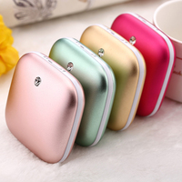 Mini Electric Heaters Portable 2 In 1 Pocket Heater As Hand Warmer Multifunctional USB Electric Heater