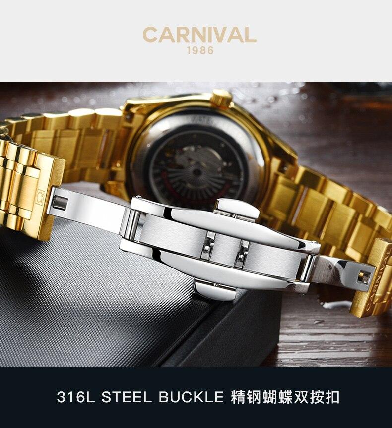 Роскошные большие настенные часы скандинавские золотые настенные часы для спальни немой гостиной современный Zegar Scienny подарок идея часы ме... - 5