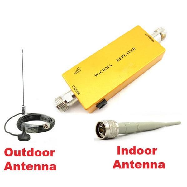 Baru!!! dengan antena + kabel, penguat 3G penguat 3G, kit 3G, penguat - Aksesori dan suku cadang ponsel - Foto 1
