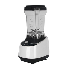3in1 Multi-functional Heavy Duty Commercial Grade Blender Mixer Juicer Ice Smoothie Bar Fruit Blender Food Processor 2200 w heavy duty commercial blender mixer 2l high power potato food machine robot ice blender bar fruit blender electric 6800