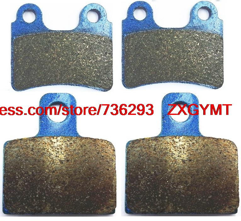 Motorcycle Resin Brake Shoe Pads fit for GAS GAS