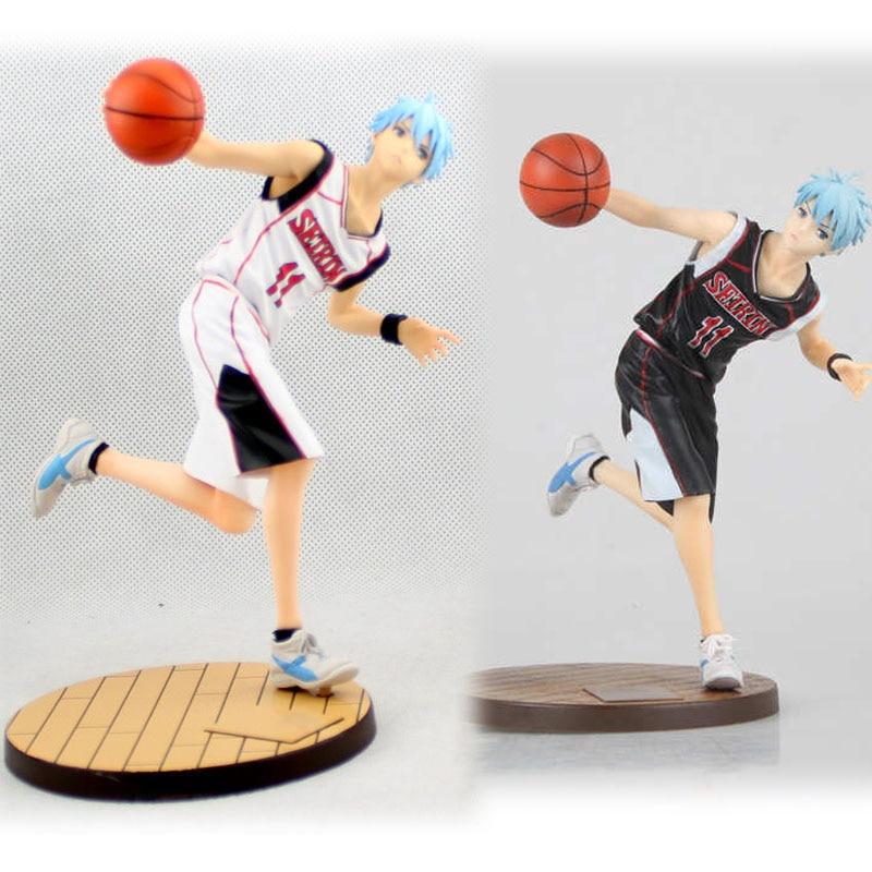 New Japanese SEIRIN Basket Club 11 Tetsuya Kuroko Kuroko No Basuke Anime PVC Action Figure Collectible Model Toy 18CM L1478