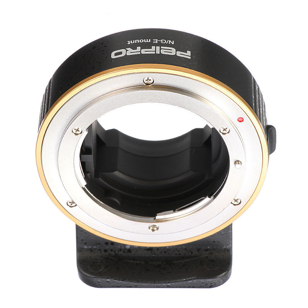 Набор переходных колец с автоматической регулятор резкости кольцо для Nikon G AF S объектив sony байонетное крепление типа Е A7 A7II A7RII A9 A6300 A6500 NEX 5N Камера
