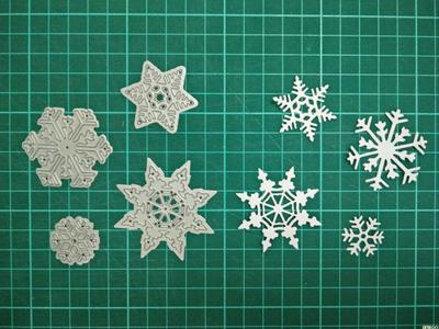 Snowflake Metal Die Cutting Scrapbooking Embossing Dies Cut Stencils Decorative Cards DIY album Card Paper Card Maker snowflake hollow box metal die cutting scrapbooking embossing dies cut stencils decorative cards diy album card paper card maker