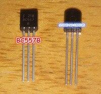 50 pçs/lote BC557B BC557 557 TO 92 transistor|transistor to-92|transistor bc557transistores 50pcs -